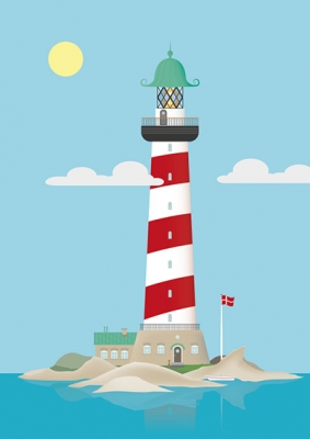 Danmark Fyrtårn
