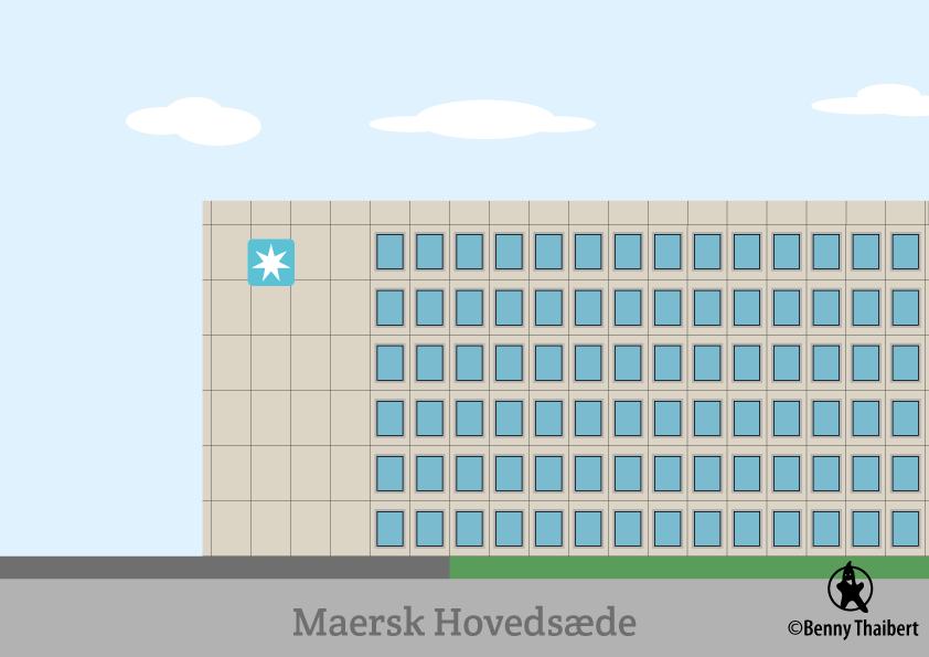 Maersk-Hovedbygning