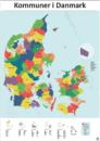 individuelle kommuner i danmark