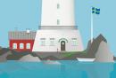 Fyrtårn Sverige