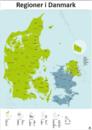 regioner med kommuner danmark