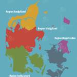 Regioner-i-Danmark-Kort